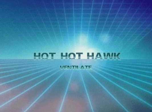 Hot Hot Hawk - Ventilate (EP)