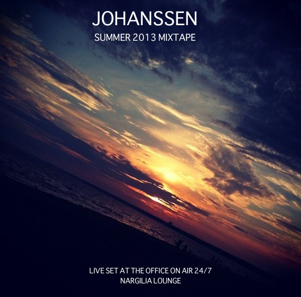 Johanssen Nargilia Lounge Live