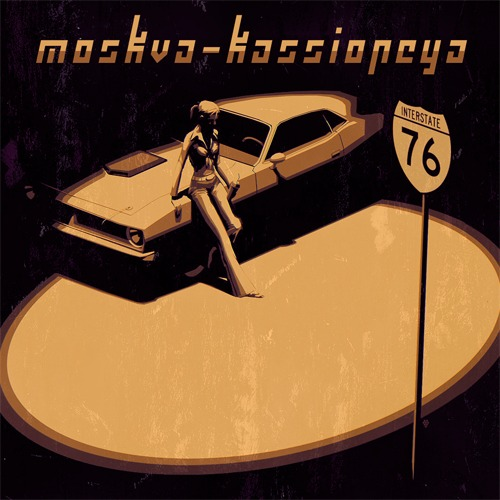 Moskva-Kassiopeya - Interstate '76