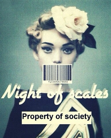 Night of scales – property of society
