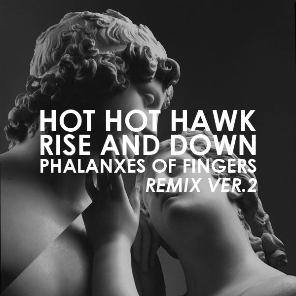 Hot Hot Hawk - Rise and down (Phalanxes of fingers remix ver.2)